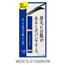 ●メール便発送可能【メンズ眉墨】1回描くと約7日間染着効果!肌に負担をかけず、簡単に若々しい印象に◎