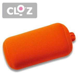 送料無料【やわらか湯たんぽ旅行用タイプ特大CLO'Z(クロッツ)】やわらかゆたんぽ 冷え性 ウェットスーツ素材 リラックス しもやけ 大容量 省エネ エコ コンパクト 暖房器具