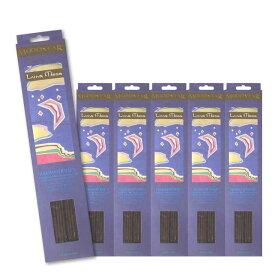 ★ネコポス送料無料★ MOODSTAR INCENSE STICK LUNA MESA 6PCS / ムードスター インセンス スティック ルナメサ 6個セット(120本) / Room Fragrance お香