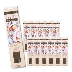 MOODSTAR INCENSE STICK Cinnamon Silk 12PCS / ムードスター インセンス スティック シナモンシルク 12個セット(240本)/ Room Fragrance お香