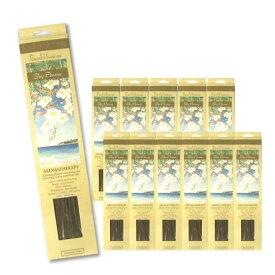 MOODSTAR INCENSE STICK SKY FLOWER 12PCS / ムードスター インセンス スティック スカイフラワー 12個セット(240本)/ Room Fragrance お香