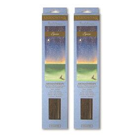 ★ネコポス送料無料★ MOODSTAR INCENSE STICK SPACE 2PCS / インセンス スティック スペース 2個セット / Room Fragrance お香
