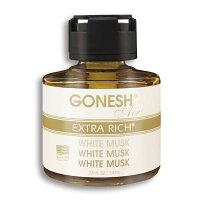 【GONESHガーネッシュリキッドエアフレッシュナー】【WHITEMUSKホワイトムスク】芳香剤車カー用品