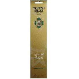 GONESH INCENSE STICK SPECIAL EDITION PEPPERMINT / ガーネッシュ インセンス スティック スペシャルエディション ペパーミント / Room Fragrance お香