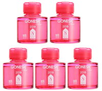 GONESHANNUALLIQUID2018NO.8PINK5PCS/ガーネッシュアニュアルリキッドピンク5個セット/数量限定RoomFragrance