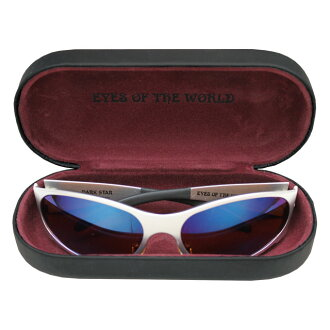 Eyes of the world grateful dead Dark Star sunglasses / men's women's gender unisex /GRATEFUL DEAD / glasses / blue mirror lens / Italy / awnings / outdoors / FES / lock /EYES OF THE WORLD DARK STAR SUNGLASSES
