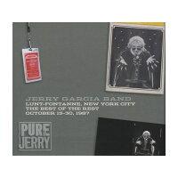 ピュアジェリー3CD/GRATEFULDEAD/グレイトフルデッド/ロック/ジャムバンド/ジェリー・ガルシア/ミュージック