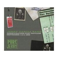 ピュアジェリー5CD/GRATEFULDEAD/グレイトフルデッド/ロック/ジャムバンド/ジェリー・ガルシア/ミュージック