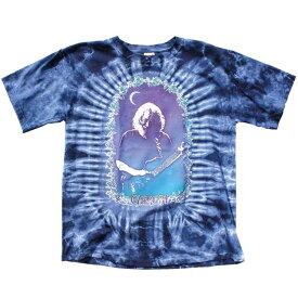 【 JERRY ROSES TIE-DYE T-SHIRTS 】【 ジェリーガルシア ジェリー ローゼス タイダイ Tシャツ 】 / レア 希少 GRATEFUL DEAD JERRY GARCIA