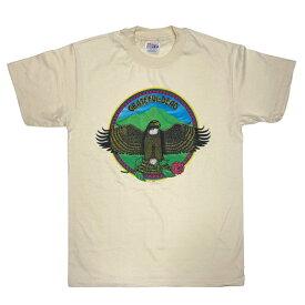 GRATEFUL DEAD RED TAIL HAWK T-SHIRT / グレイトフルデッド レッド テイル ホーク Tシャツ / ロック バンド