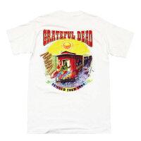 GRATEFULDEADNORTHBOUNDTRAINT-SHIRTS/グレイトフルデッドノースバウンドトレインTシャツ/ロックバンド