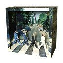 【 THE BEATLES ABBEY ROAD PAPER DIORAMA KIT 】【 ザ ビートルズ アビーロード 立版古 ペーパージオラマ 組立キット 】 / The Beatle…