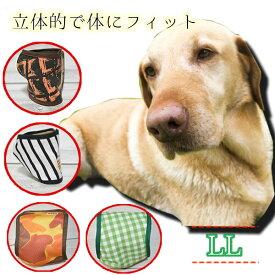 harzth ハーズ マナーベルト LLサイズ 大型犬用 犬マナーベルト和柄 防水 日本製 メッシュ 犬介護用  ハリタイプ ギャザー入り 漏れにくい大型犬 マナーバンドマナーバンド 犬服 ウエスト54-62 犬のマナーベルト