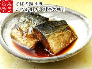 氷温熟成 さばの照り煮 2パック 【冷凍食品 簡単調理 さば 鯖 和食 弁当】