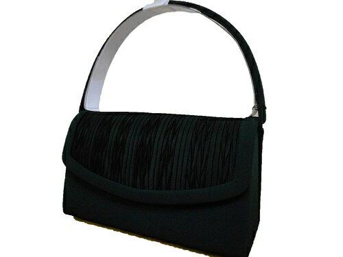 喪服用バッグ【3点セット】【和洋兼用】【ブラック・フォーマル】【黒バッグ】【KG7】