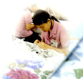 海外手縫いミシン併用仕立(浴衣仕立)