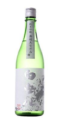 白岳仙 純米吟醸 奥越 五百万石 720ml 日本酒 安本酒造 福井県