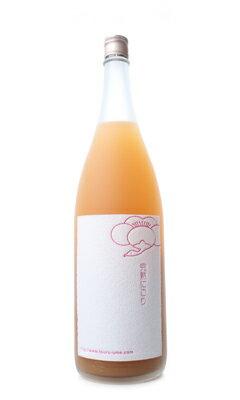 鶴梅(つるうめ) 完熟にごり 〈梅酒〉 1800ml