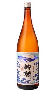酔鯨 純米吟醸 吟麗 くじらラベル 1800ml 日本酒 酔鯨酒造 高知県