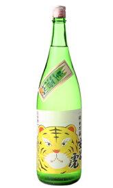 安芸虎 純米吟醸 朝日 しぼりたて 1800ml 日本酒 有光酒造場 高知県