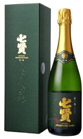 七賢 スパークリング 杜ノ奏 720ml 箱付 日本酒 山梨銘醸 山梨県