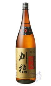 刈穂 山廃純米+12 1800ml 日本酒 秋田清酒 秋田県