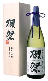 獺祭 純米大吟醸 磨き二割三分 1800ml 木箱付 日本酒 旭酒造 山口県