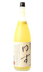 鳳凰美田 ゆず酒 1800ml リキュール 小林酒造 栃木県