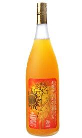 フルフル 完熟マンゴー梅酒 太陽の卵 1800ml