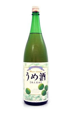 奥武蔵梅酒 1800ml