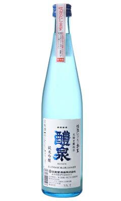 醴泉 活性にごり 純米吟醸 500ml 【要冷蔵・開栓注意】