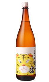 安芸虎 純米吟醸60% 朝日 1800ml 日本酒 有光酒造場 高知県