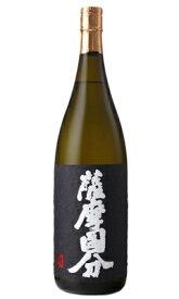 薩摩国分 原酒 芋焼酎 37度 1800ml 芋焼酎 国分酒造 鹿児島県