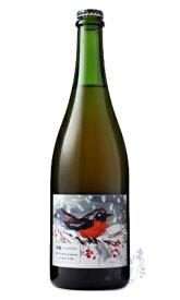 バーダップ 尉鶲 じょうびたき 2019 750ml 発泡 白 日本ワイン