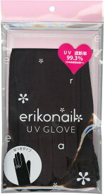 【日本郵便便発送で送料無料】エリコネイルUVグローブ EUV-1(指付タイプ)erikonail UV GLOVE