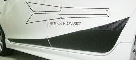 ハセプロ マジカルアートシートドアサイドパネルアクアNHP 10系 2011・12〜