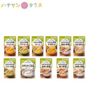 介護食 キューピー 区分4 やさしい献立 かまなくてよいセット 11種 13個入 日本製 ミキサー食 ペースト食 なめらか ユニバーサルデザインフード レトルト 介護用品