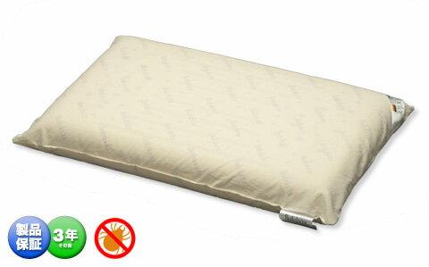 天然素材 天然殺菌効果マシュマロのような柔らかさで底つきしない天然ラテックス ドクターピロー 高反発枕 【RCP】