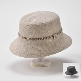 【サファリハット(ソフトハット)/DAKS(ダックス)】Safari PG D1525 Beige(サファリ パナマガーゼ D1525)≪メンズ/紳士/英国王室御用達ブランドのサファリ帽/リネン/帽子/ベージュ/グレー/S M L LL 3L/大きいサイズ/あす楽≫