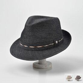 春夏 ハット メンズ 紳士 帽子 大きいサイズ サイズ調節 サファリ アルペン 散歩 涼しい コットン リネン ブラック モカ ベージュ 57cm 59cm 61cm DAKS(ダックス) セントポールドビーメッシュ D1667 送料無料 あす楽