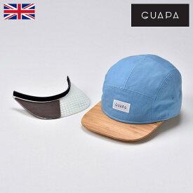 【セール】カジュアルキャップ メンズ レディース 紳士 帽子 野球帽 大きいサイズ GUAPA グアパ Blue Volley Cap Set A ブルーバレーキャップ セットA ギフト あす楽