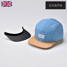 【セール】カジュアルキャップ 春夏 メンズ レディース 紳士 帽子 野球帽 大きいサイズ GUAPA グアパ Blue Volley Cap Set B ブルーバレーキャップ セットB ギフト あす楽