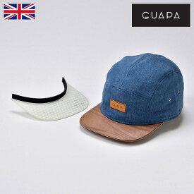 【セール】カジュアルキャップ 春夏 メンズ レディース 紳士 帽子 野球帽 大きいサイズ GUAPA グアパ デニムバレーキャップ セットA ギフト あす楽