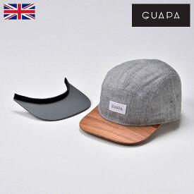 【セール】カジュアルキャップ 春夏 メンズ レディース 紳士 帽子 野球帽 大きいサイズ GUAPA グアパ グレーバレーキャップ セットA ギフト あす楽