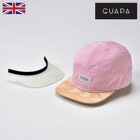 【セール】カジュアルキャップ 春夏 メンズ レディース 紳士 帽子 野球帽 大きいサイズ GUAPA グアパ ピンクバレーキャップ セットA ギフト あす楽