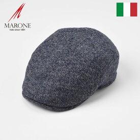 ハンチング ハンチング帽子 メンズ レディース ウール 帽子 キャップ 秋冬 大きいサイズ 55cm 57cm 59cm 61cm MARONE マローネ [メルカート] メンズ帽子 プレゼント 送料無料 あす楽