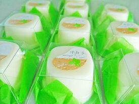【期間限定】 ご自宅用 柚子プリン 6個入り スイーツ 手土産 お供え お菓子