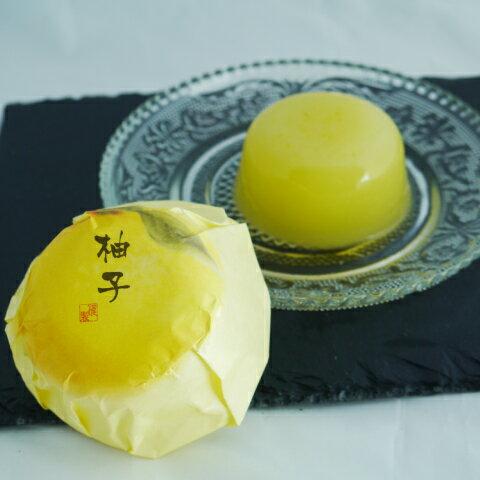 【送料無料】柚子ゼリー16個入り【ご自宅用】【フルーツゼリー】【お試し】【おまけ付き】【ゆず】