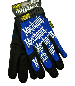 MECHANIX WEAR(メカニクスウェア) オリジナルグローブ(ブルー) ★Mサイズ ★MG-03-009
