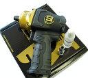 SHINANO(信濃機販) 12.7Sq エアーインパクトレンチ(ブラック&ゴールド) ★SI-1600BG-ULTRA
